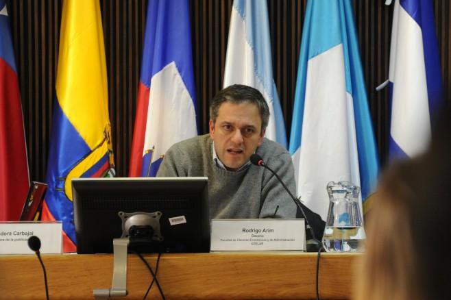 Arim propone reformar la Ley Orgánica de la Universidad de la República